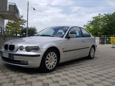 usata BMW 320 Serie td 150cv Compact TAGLIANDI