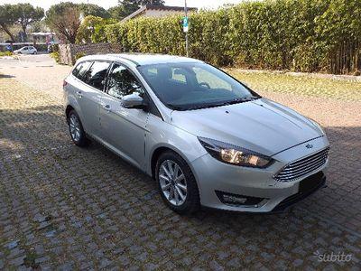 usado Ford Focus 1.5 TDCi 120 CV Start&Stop SW Titanium