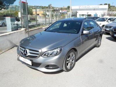 usado Mercedes E220 CDI BlueTEC Premium