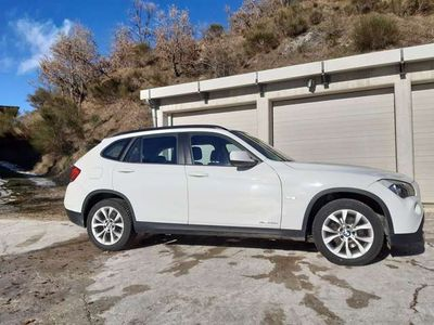 usata BMW X1 2.0d xdrive