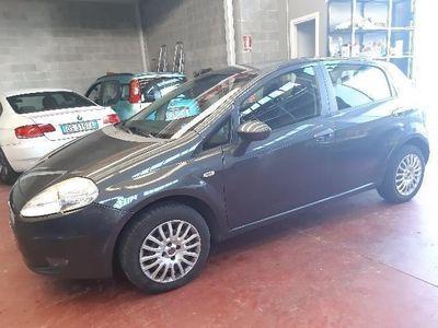 begagnad Fiat Grande Punto 1.4 GPL 5 porte Dynamic 10/2009