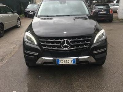 usata Mercedes ML250 BlueTEC 4Matic Premium GLE TAGLIANDI MERCEDES