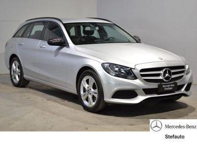 usata Mercedes C200 C 200 d S.W. Auto Businessd S.W. Auto Business