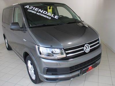 "usata VW T6 Comfortline DSG solo 27.000 km 17"""
