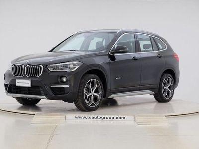brugt BMW X1 xDrive18d xLine