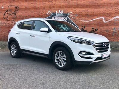 second-hand Hyundai Tucson 1.7 CRDi DCT XPossible