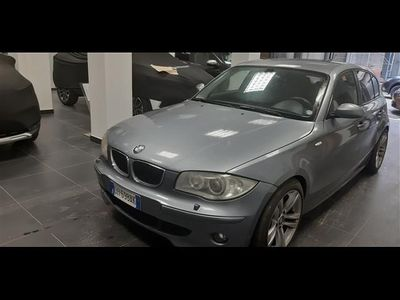 usata BMW 120 Serie 1 d cat 5 porte Futura usato