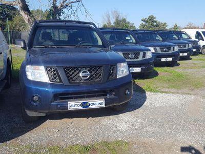 usata Nissan Navara 2.5 dCi 190CV 4 porte Double Cab