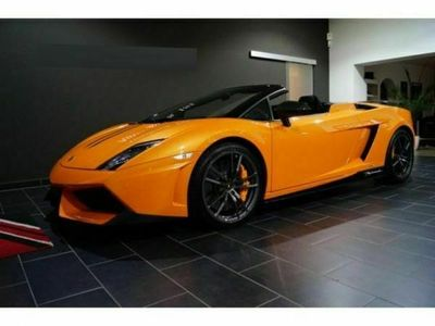 usata Lamborghini Gallardo Gallardo5.2 V10 LP570-4 Spyder Performance