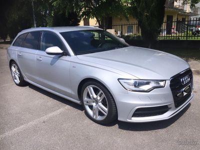used Audi A6 3.0 245cv S-line 2014
