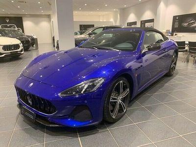 usata Maserati GranCabrio 4.7 V8 Sport del 2018 usata a Castelfranco Veneto