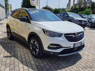 usata Opel Grandland X 1.5 diesel Ecotec Start&Stop 12