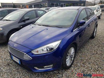 second-hand Ford Focus TITANIUM X 2.0 TDCi 150CV 5 PORTE