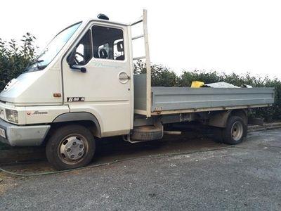 usata Renault Master T28 2.5 Diesel Pl Cassone Alluminio Usato