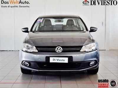 brugt VW Jetta 1.6 TDI DSG BlueMotion Technology del 2012 usata a Torino
