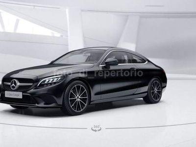 usata Mercedes C200 CLASSE C COUPÉd EXECUTIVE