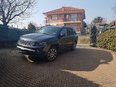 usata Jeep Compass 2.2 limited 2wd full optional