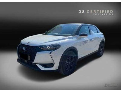 usata DS Automobiles DS3 DS 3 Crossback BlueHDi 100 Performance Line
