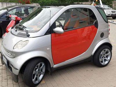 usata Smart Roadster brabus 700(74 kw)