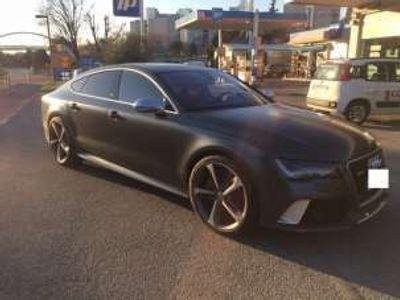 usata Audi RS7 SPB 4.0 V8 TFSI quattro tiptronic