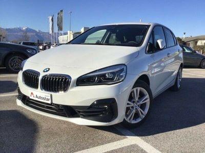 usata BMW 218 Serie 2 Active Tourer d act.tourer Business auto