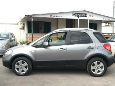usado Fiat Sedici 1.9 MJT 4X4