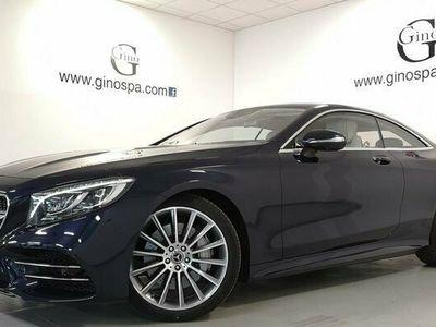usata Mercedes S560 Classe S4Matic Coupé Premium Plus