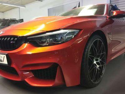 usata BMW M4 Coupé*M COMPETITION PAKET 450 CV*M DRIVER'S P.*