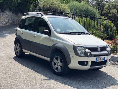 usata Fiat Panda Cross 4x4 1.3mjt