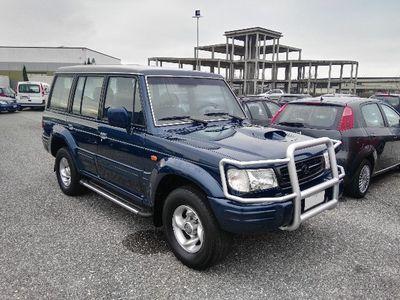 used Hyundai Galloper - 1998