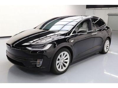 usata Tesla Model X 75kWh Dual Motor
