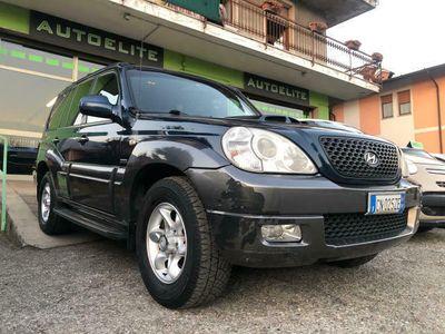 used Hyundai Terracan 4WD 2.9 Crdi Autovettura 5 Posti