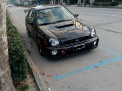 usata Subaru WRX in garanzia leggere bene