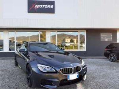 usata BMW M6 Gran Coupé Benzina