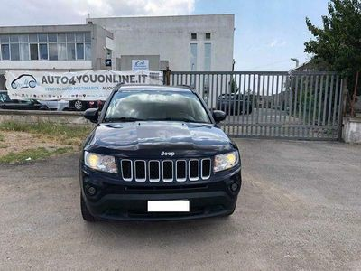 begagnad Jeep Compass Compass2.2 CRD Limited