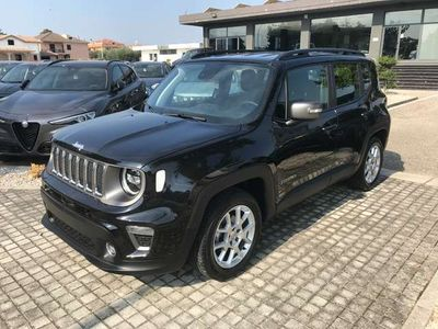 "usata Jeep Renegade 1.6 Mjt 120 CV Limited-Navi 8.4""-Full Led-Keyless"