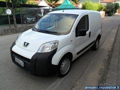 usata Peugeot Bipper 1.4 HDi 70CV 2Tronic Furgone Giffoni Valle Piana