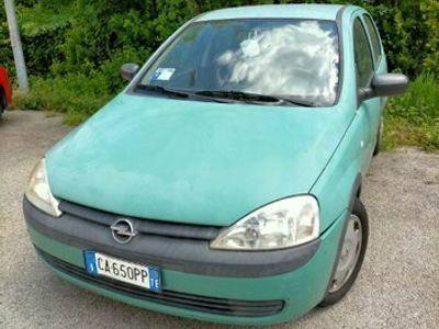usata Opel Corsa 1ª serie - 2002