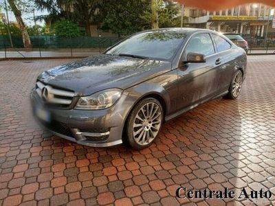 usata Mercedes C220 CDI Coupé Avantgarde rif. 11362228