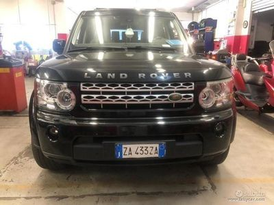 usata Land Rover Discovery 4 3.0 TDV6 SE