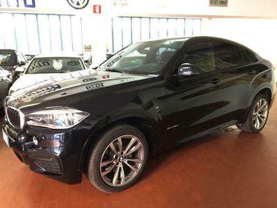 usata BMW X6 M xDrive30d 258CV Msport euro 6b