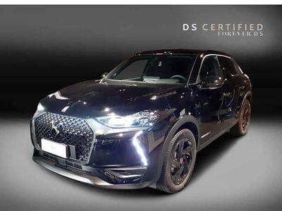 usata DS Automobiles DS3 BlueHDi 100 Performance Line