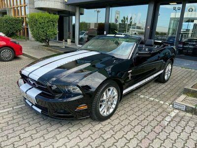 usata Ford Mustang 3.7 V6 NO SUPERBOLLO Premium Cabrio AUT. PELLE