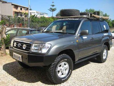 usata Toyota Land Cruiser 4.2 TD 24V HDJ 100