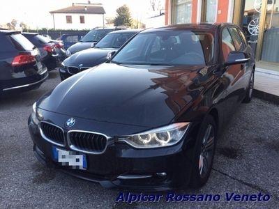 usata BMW 318 d Touring Sport 143 cv