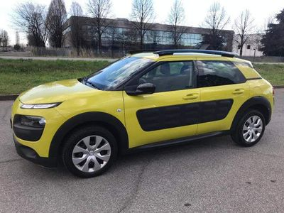 brugt Citroën C4 Cactus PureTech 82 Feel*EURO6*NAVI*CLIMA