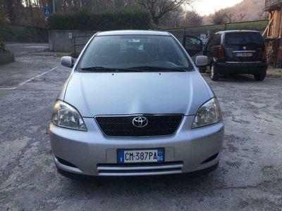 usata Toyota Corolla DIESEL EURO 4 MOLTO BELLA