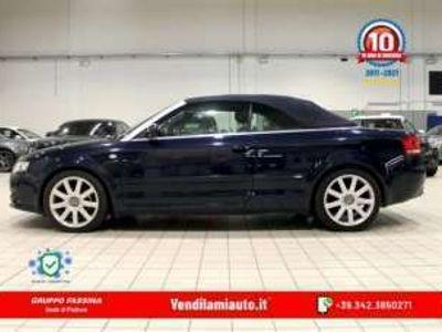 usata Audi A4 Cabriolet 2.0 TDI F.AP. (sede di Padova) Diesel