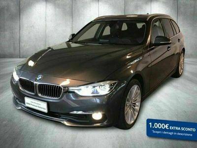usata BMW 320 SERIE 3 TOURING d Touring xdrive Luxury auto