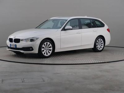 usata BMW 318 3 Serie Touring d Business Advantage Automatica